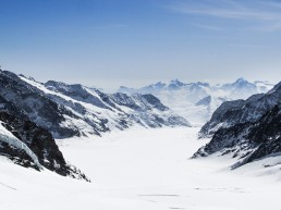 Jungfraujoch summit