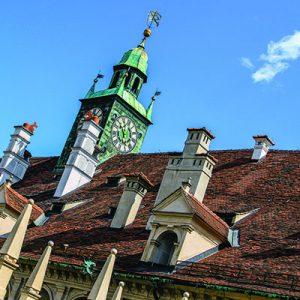 Graz rooftops