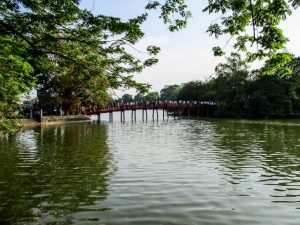 Hoi an's Lake