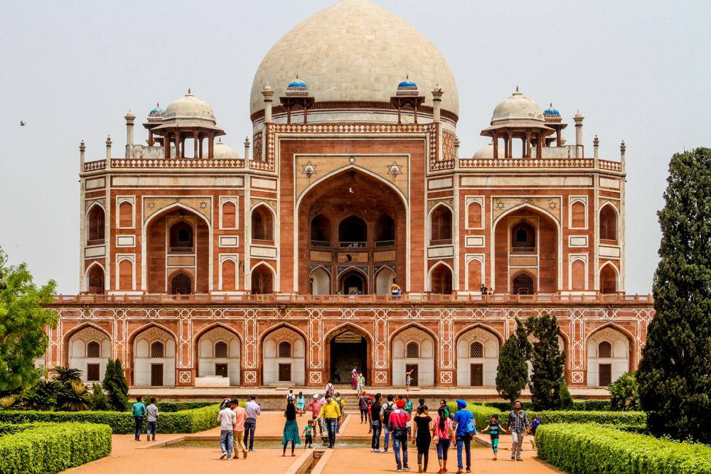 Tomb New Delhi