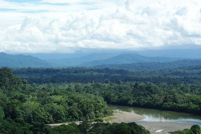 Tropical Andes
