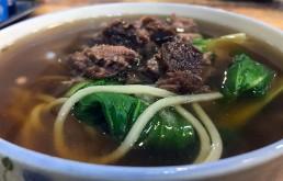 Noodles with Beef in Beijing