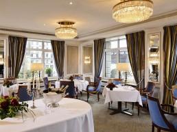 Hotel Schweizerhof breakfast