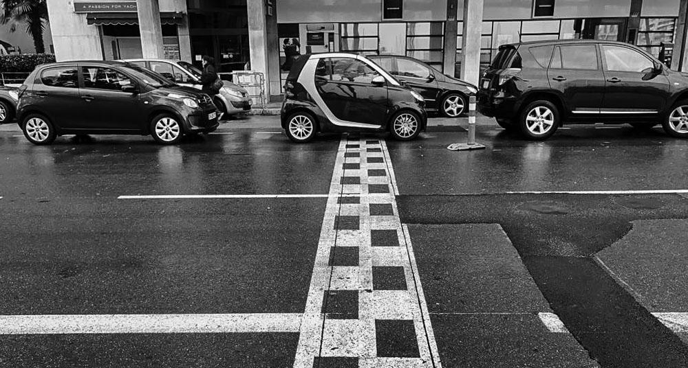 Monaco Grand Prix Start Line